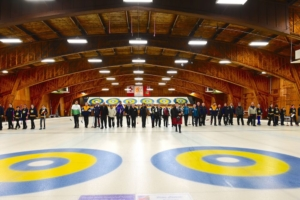 Curling, Golf & Tennis Events